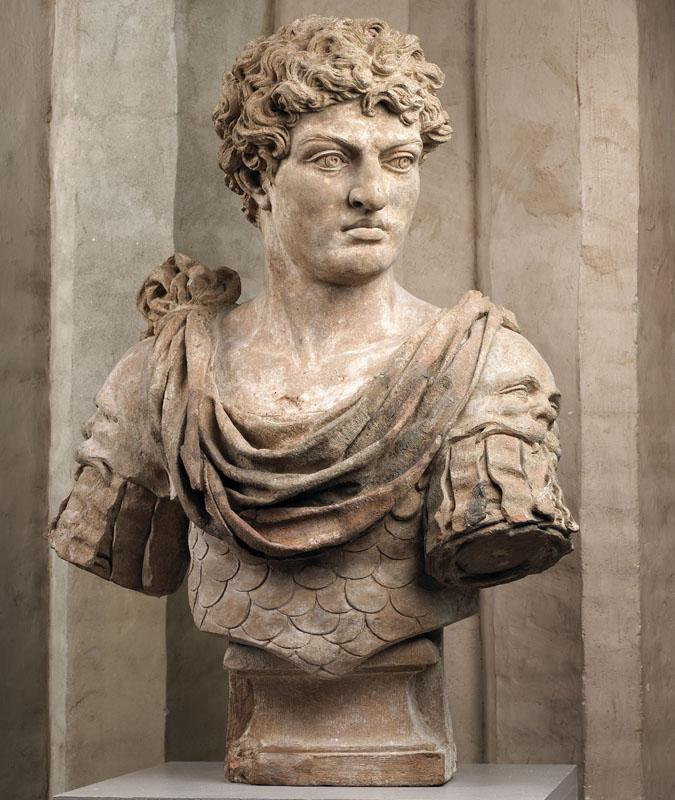 Buste de Marcus Antonius Primus